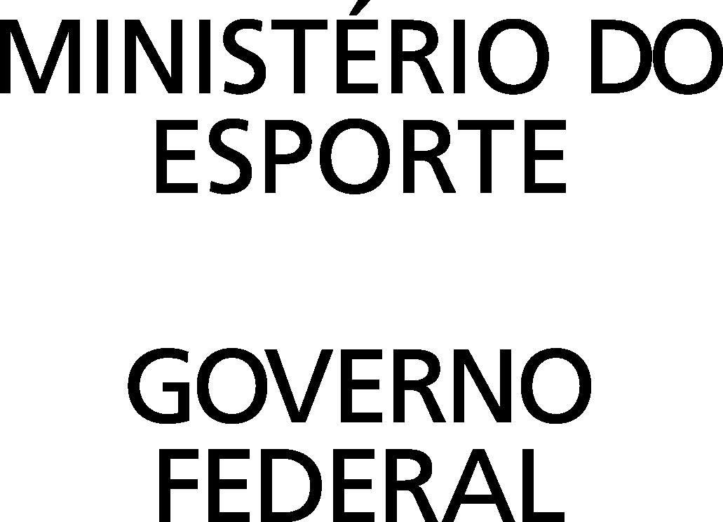 Logo Ministério do Esporte